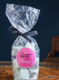 Peppermint Chocolate Marshmallows